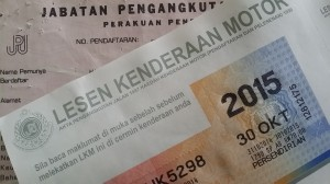 Road Tax Renewal