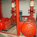 Fire Wet Riser Pumps for High rise building