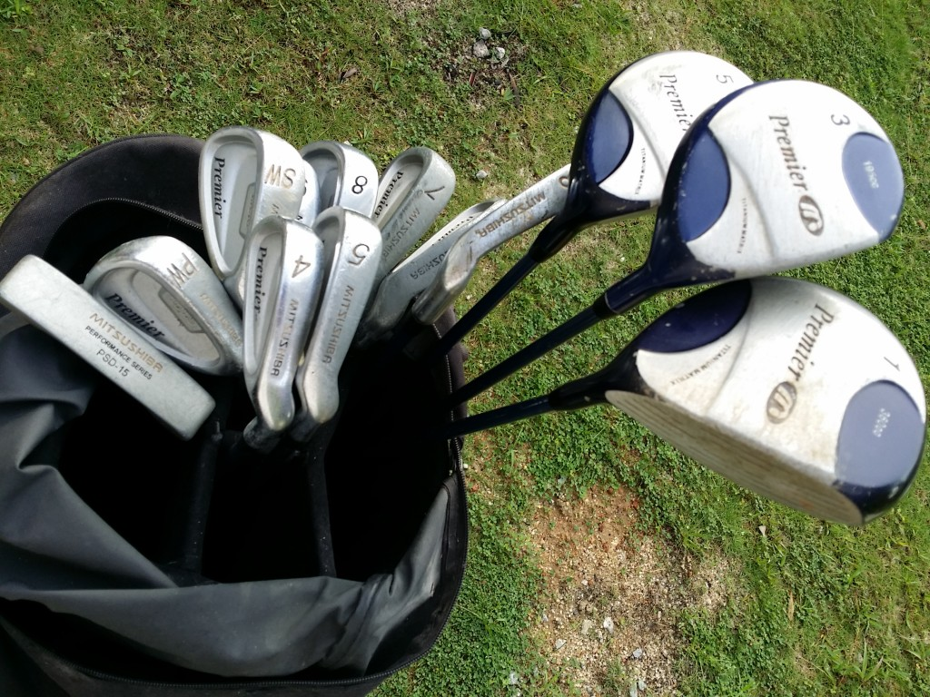 Golfers Insurance covers fire and theft loss of golfing equipments and personal effects while playing at club or in transit