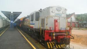 KTM goods train