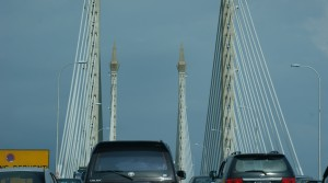 Penang Bridge vital linking Bukit Mertajam to Georgetown, Penang